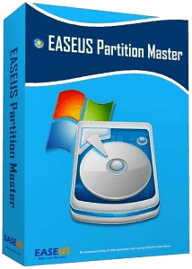 EASEUS Partition Master 11.10