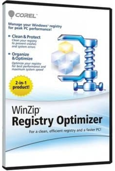 WinZip Registry Optimizer 4.18.1.4 + Portable