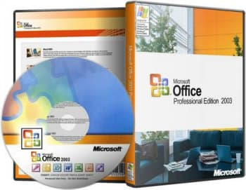 Microsoft Office Professional 2003 SP3 + Portable