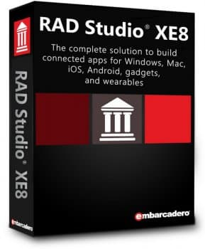 Embarcadero RAD Studio XE8 Architect 22.0.19908.869 Update 1 + Rus