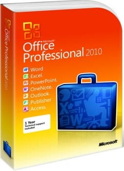 Microsoft Office 2010 SP2 Standard / Professional Plus + Visio Premium + Project Pro 14.0.7192.5000 (2018.01)