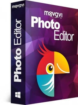 Movavi Photo Editor 5.7.0 + RePack