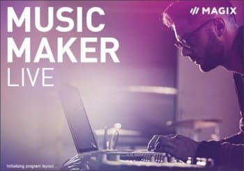 MAGIX Music Maker 2017 Live 24.1.5.119