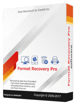 iCare Format Recovery Pro 6.0.6