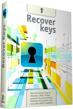 Recover Keys 10.0.4.201 Enterprise / CMD + Portable