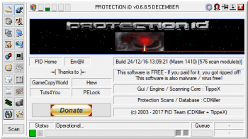 Protection ID v6.85