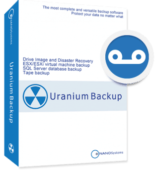 Uranium Backup 9.5.1 Build 6817