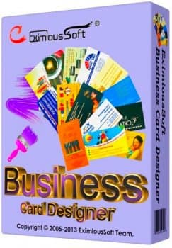 Eximious SoftBusiness Card Designer Pro 3.00