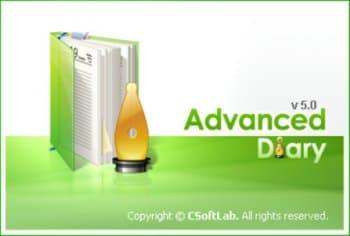 CSoftLab Advanced Diary 5.0