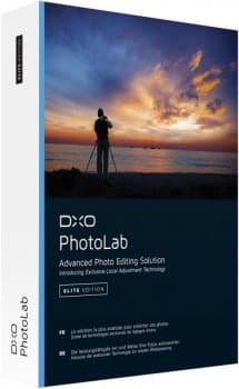 DxO PhotoLab Elite 2.1.0 Build 23440 + Portable + RePack