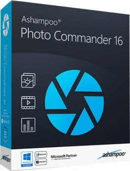Ashampoo Photo Commander 16.0.2 + Portable