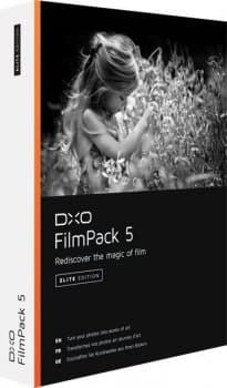 DxO FilmPack Elite 5.5.19 Build 587