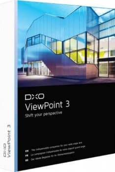 DxO ViewPoint 3.1.5 Build 255