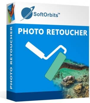 SoftOrbits Photo Retoucher 4.1 + Portable