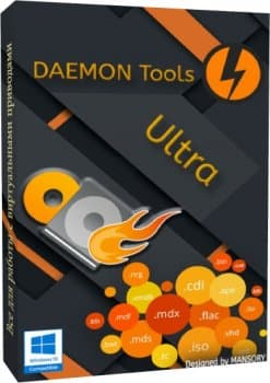 DAEMON Tools Ultra 5.3.0.717