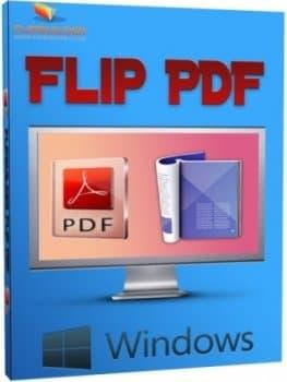 FlipBuilder Flip PDF 4.4.9.13 + Portable