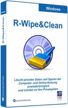 R-Wipe & Clean 11.10 Build 2189 Corporate + Portable
