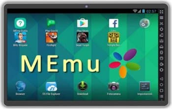 MEmu Android Emulator 5.0.3.1 Final