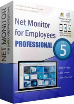 Net Monitor for Employees Professional 5.5.7