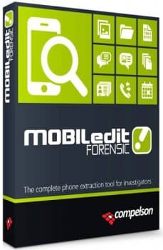 MOBILedit! Forensic 9.3.0.23657