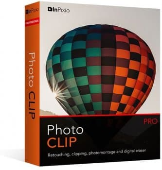 InPixio Photo Clip Professional 8.1.0 + Rus