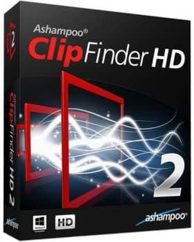 Ashampoo ClipFinder HD 2.52 + Portable