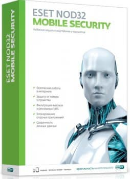 ESET Mobile Security & Antivirus 4.0.26.0