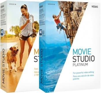 MAGIX VEGAS Movie Studio 16.0.0.108 / 16.0.0.109 Platinum + Portable