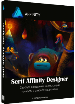 Serif Affinity Designer 1.6.4.104 + Content