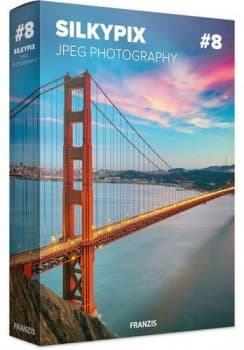 SILKYPIX JPEG Photography 8.2.19.0 + Portable