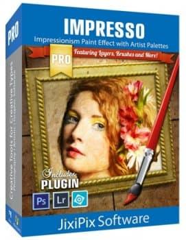 JixiPix Artista Impresso Pro 1.8.3 + Rus