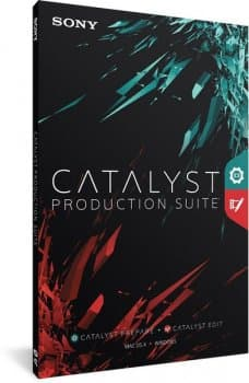 Sony Catalyst Production Suite 2018.2 + Portable