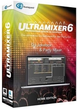 UltraMixer Pro Entertain 6.0.8
