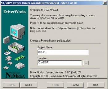 DriverStudio 3.2