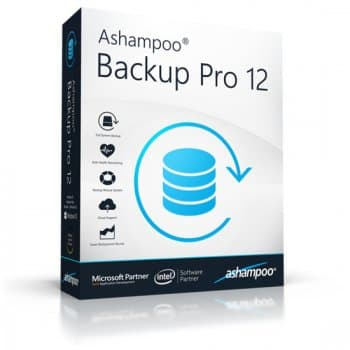 Ashampoo Backup Pro 12.03