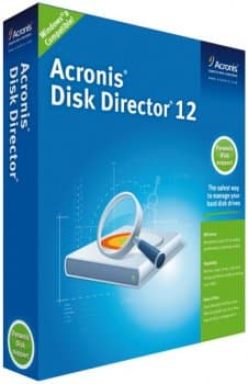 Acronis Disk Director 12 Build 12.0.96