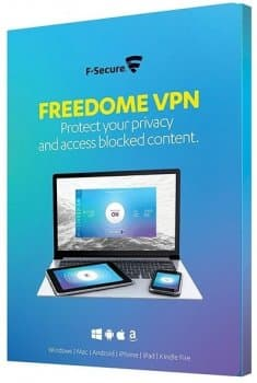 F-Secure Freedom VPN 2.23.5653