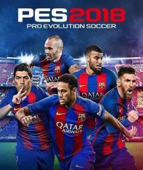 Pro Evolution Soccer 2018: FC Barcelona Edition (2017/RePack)