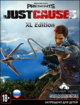 Just Cause 3 XL Edition (2015/RePack)
