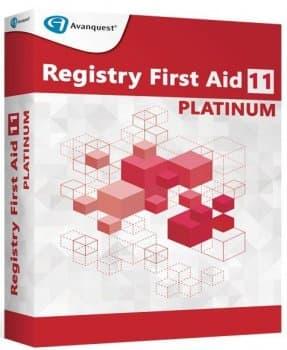 Registry First Aid Platinum 11.2.0 Build 2542
