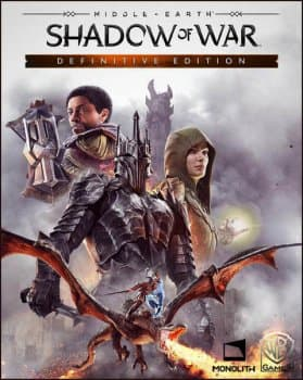 Middle-earth: Shadow of War. Definitive Edition (2018) + RePack