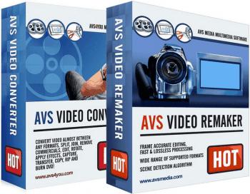 AVS Video Editor 8.1.2.322 / AVS Video Converter 10.1.2.627 / AVS Video ReMaker 6.1.2.217