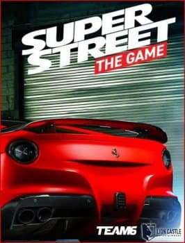 Super Street: The Game (2018/RePack)