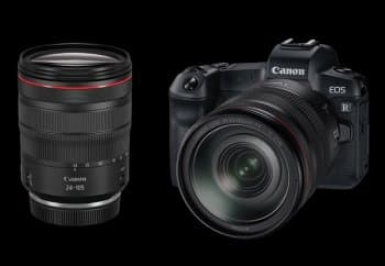 Canon представила EOS R