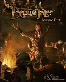The Bard's Tale IV: Barrows Deep (2018/RePack)