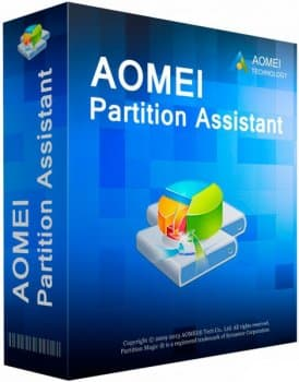 AOMEI Partition Assistant Technician Edition 7.2.0 + BootCD