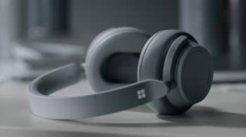 Microsoft выпустила собственные наушники