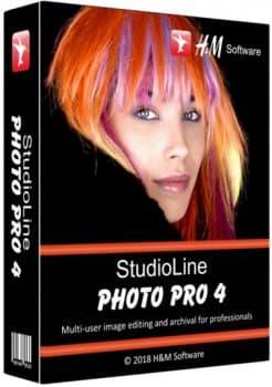StudioLine Photo Pro 4.2.42