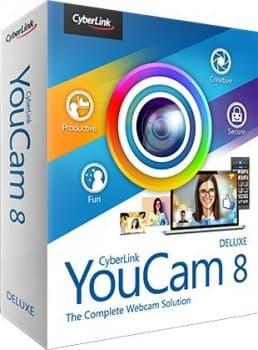 CyberLink YouCam Deluxe 8.0.0925.0 + Rus