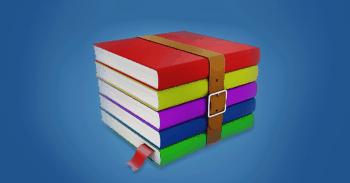 Как распаковать файлы из частей архива